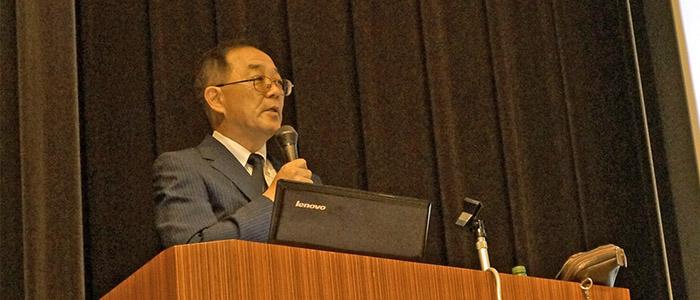 講師の田口先生