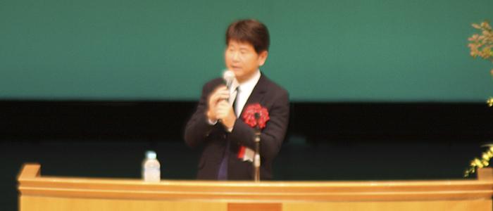 寺田氏による講演