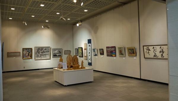 第3回 福山葦陽同窓会作品展 創立110周年記念展