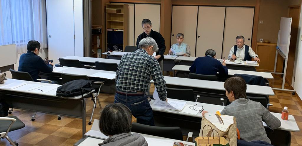 東京支部 令和元年度 第4回役員・幹事会